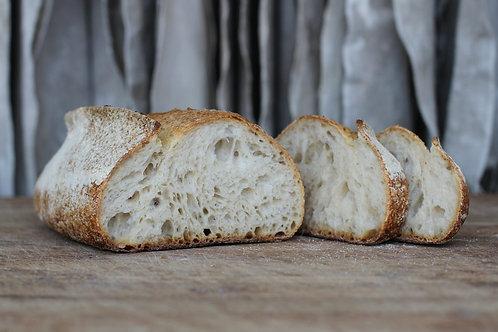 Brasserie Bread - White Sourdough