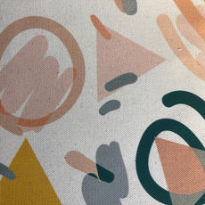 Organic cotton Upholstery