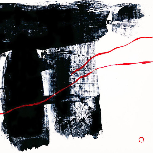 DONNA SOLOVEI | Red Line Circle