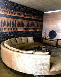 Showroom wallpaper