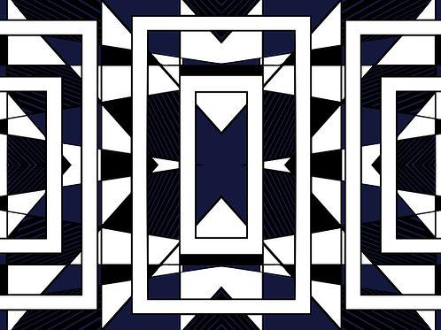 BOLD ROOTS | Royal Blue