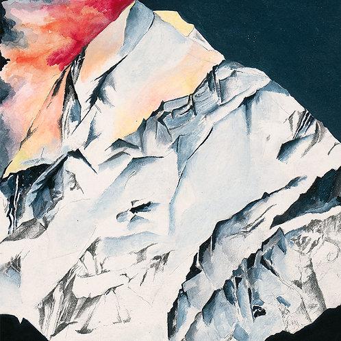 DONNA SOLOVEI | Mountain Sunset