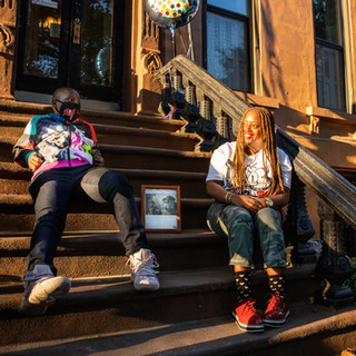 Tiffany and Tyler in Bed Stuy