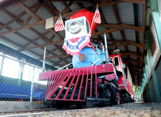 New woo-woo: Sportsman Lake Park getting train upgrade