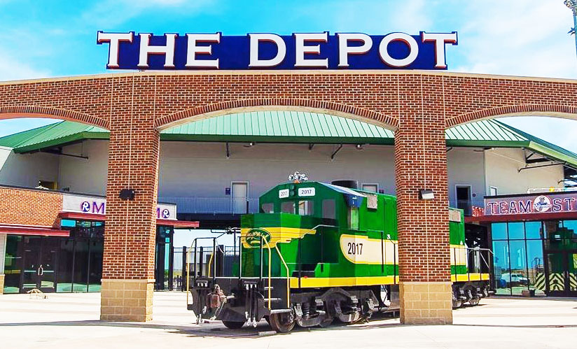 The Depot at Cleburne Stadium