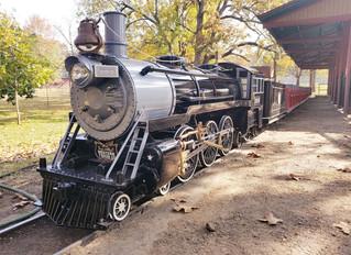 Northern Railroad arrives