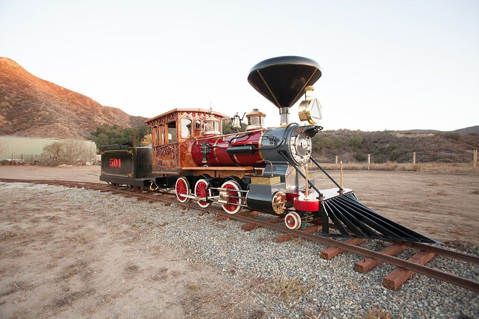 Custom Locomotive