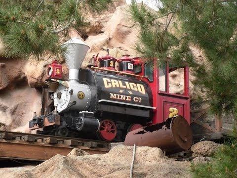 Calico Mine Train
