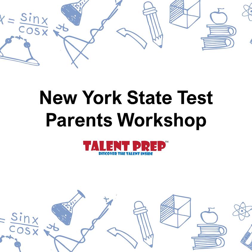 State Test Parents Workshop ( Third & Fourth Grade )