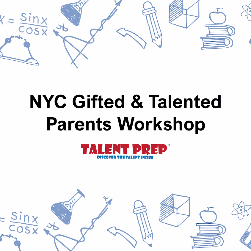 2019 Gifted & Talented Parents Workshop#8