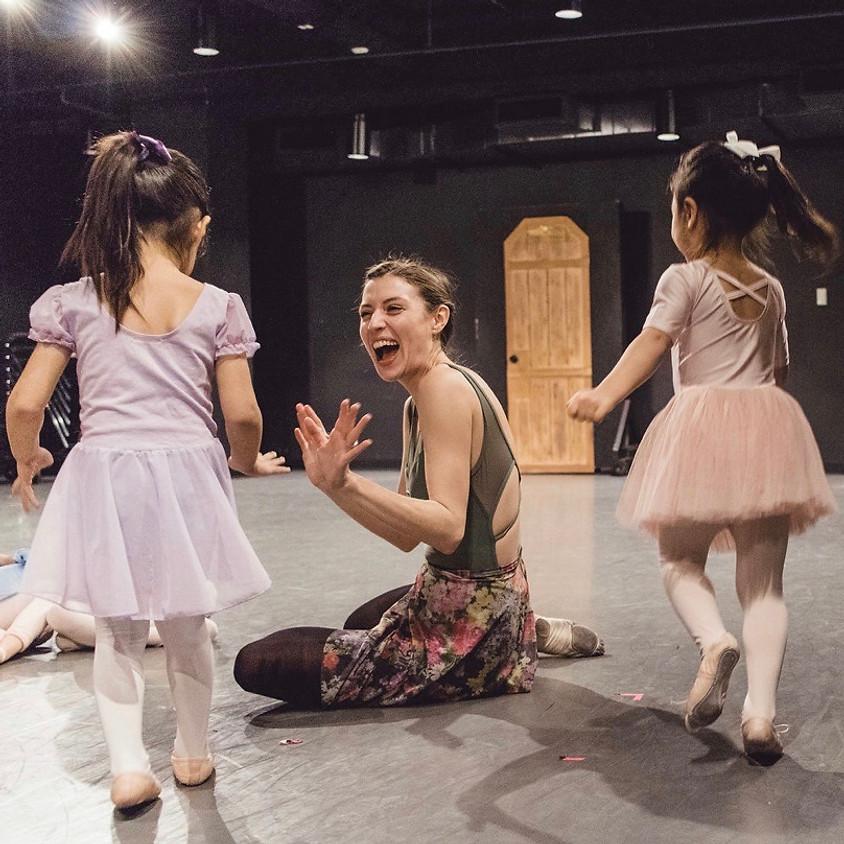 Talent Prep x Dance With Joy Ballet Enrichment