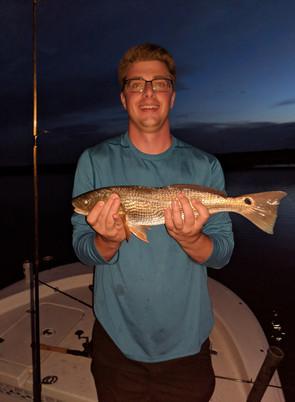 Last Cast redfish