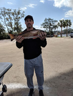 First keeper redfish
