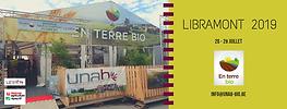 "LIBRAMONT 2019 ""En Terre Bio"""