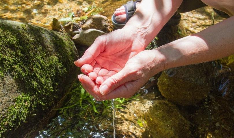 Je protège l'eau de Wallonie