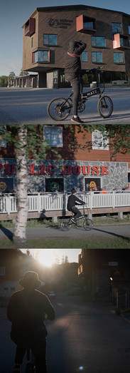 Mate Bike City X Levi