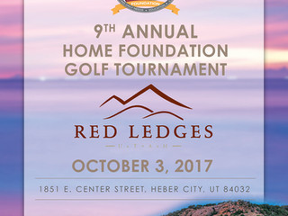 Proud to sponsor the HOME Foundation's 9th Annual Charity Golf Tournament