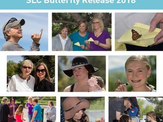 SLC Butterfly Release 2018