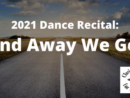 2021 Dance Recital