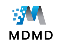 MDMD Logo web site black leter without b