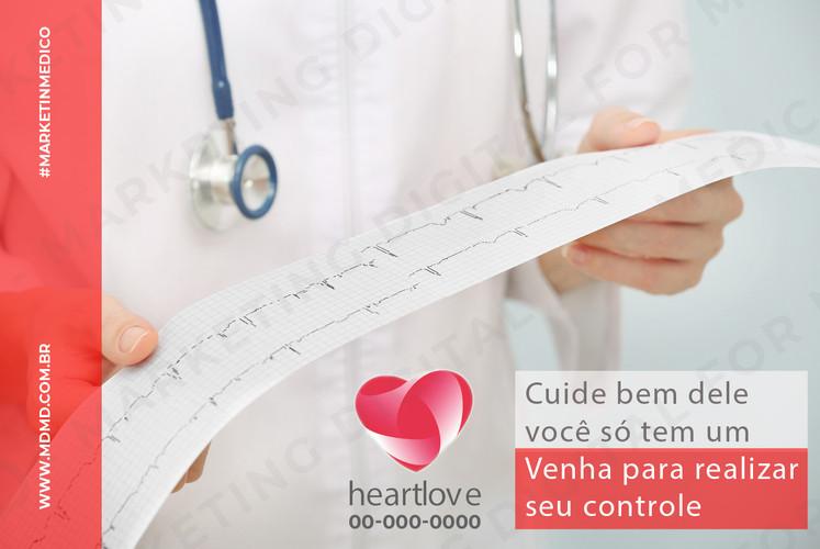 Post para Cardiologista