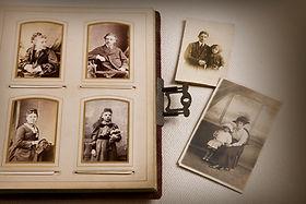 photo album, scapbook