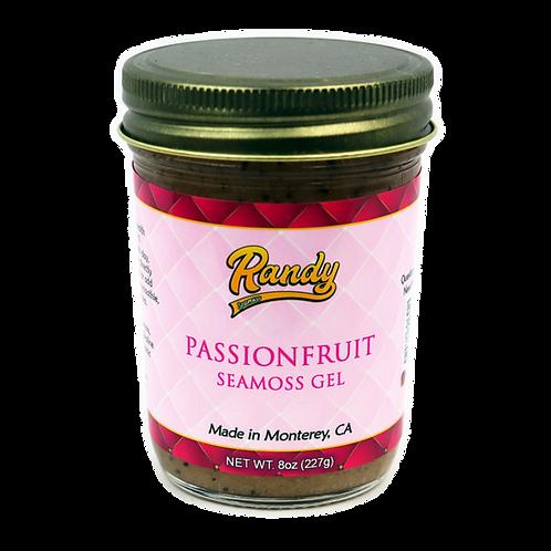 Passionfruit Seamoss Gel