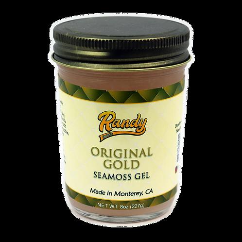 Original Gold Seamoss Gel
