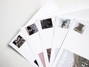 Iris Van Herpen Stamp Collection