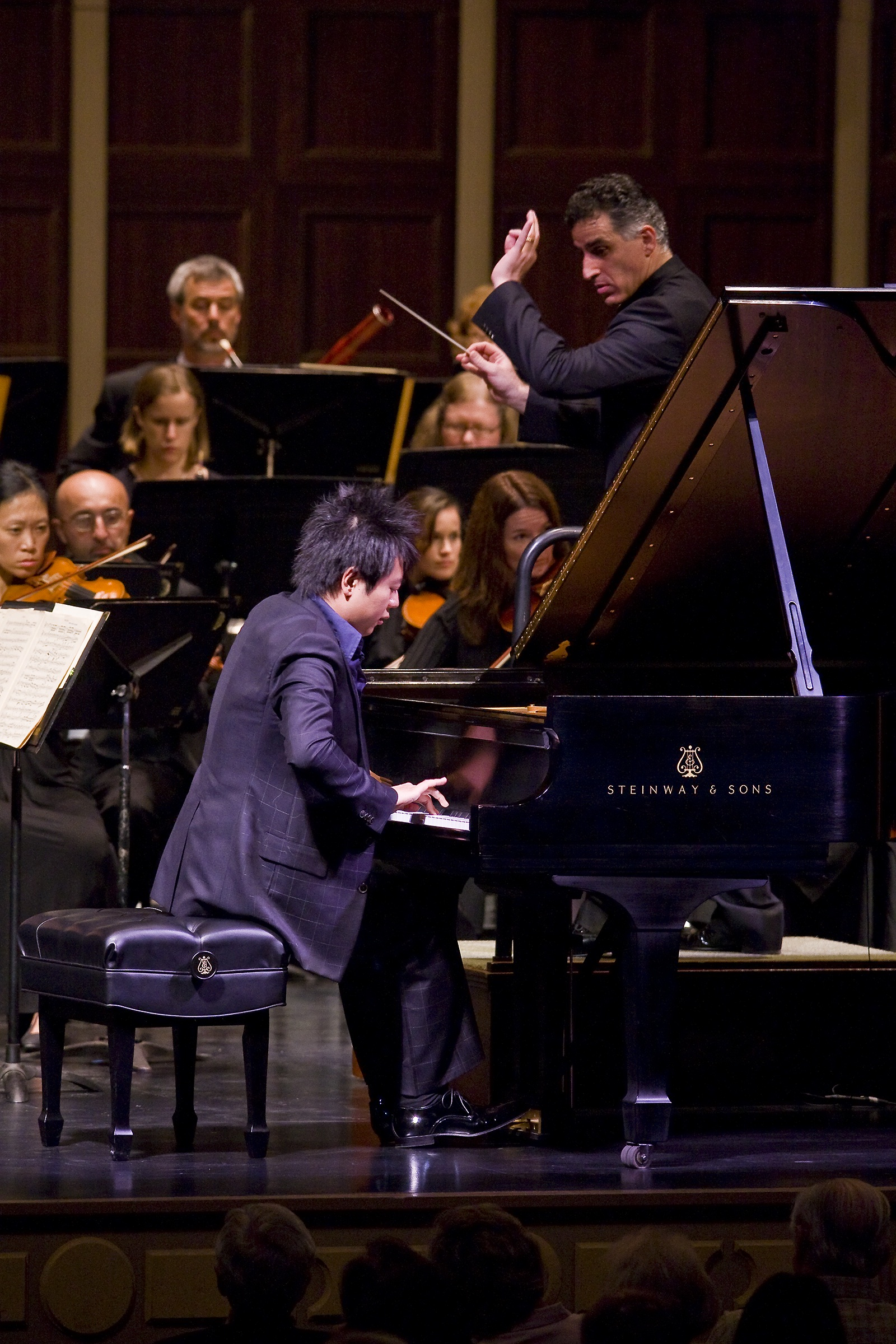 Concert with Lang Lang