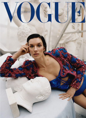 VOGUE TURKEY, DAN BELEIU