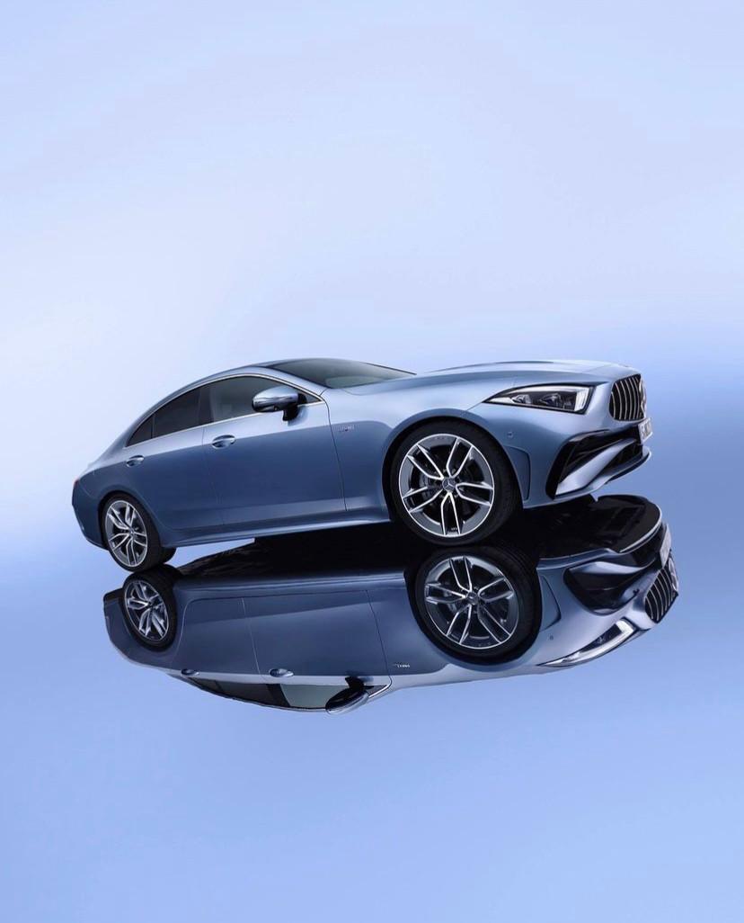 Mercedes-AMG CLS 53 4MATIC+ Coupé