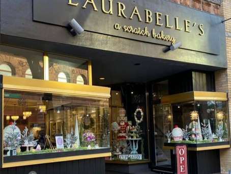 Local Feature - Tarrah Seaver, Owner of Laurabelle's A Scratch Bakery on Market Street