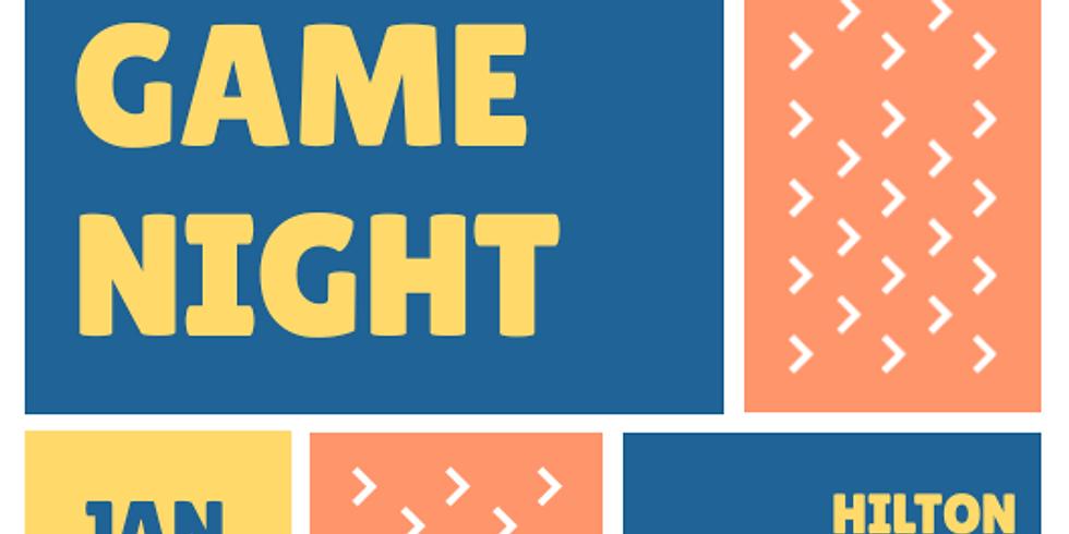 CAYP Game Night Series