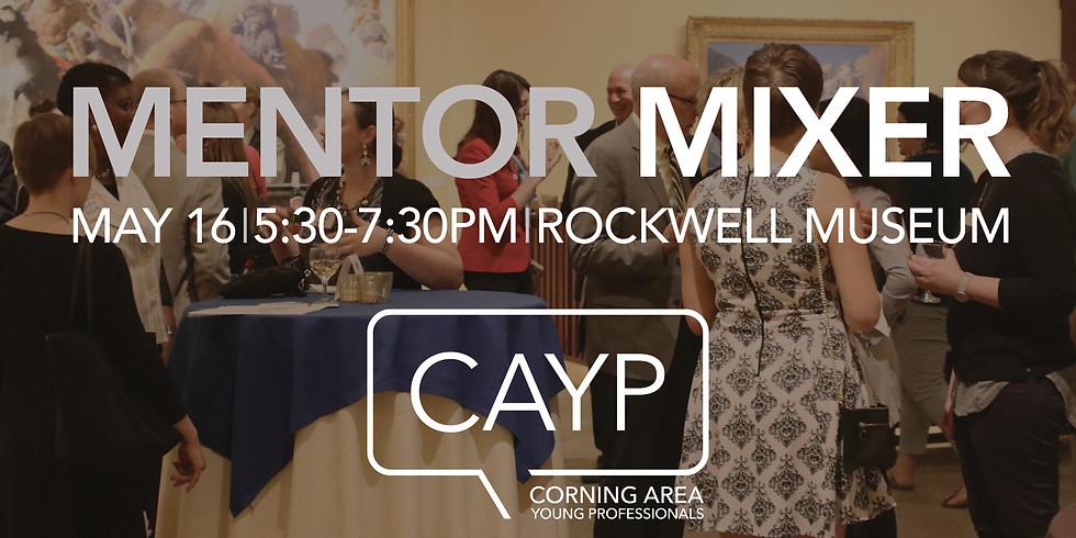 CAYP Mentor Mixer