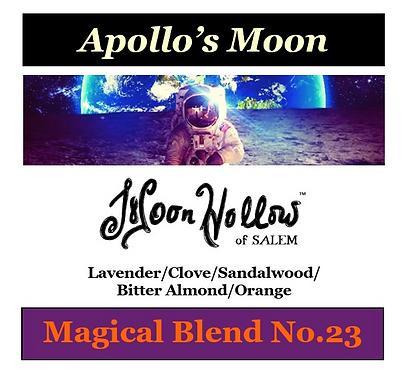Blend No.23: 4oz. 'Apollo's Moon' Magical Essential Oil Spray