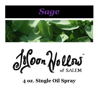 4oz. Sage Magical Essential Oil Spray