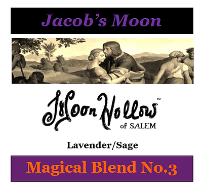 Blend No.3: 4oz. 'Jacob's Moon' Magical Essential Oil Spray