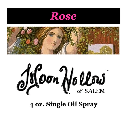 4oz. Rose Magical Essential Oil Spray