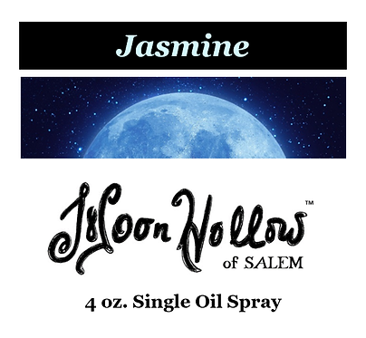 4oz. Jasmine Magical Essential Oil Spray