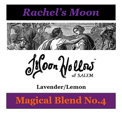 Blend No.4: 4oz. 'Rachel's Moon' Magical Essential Oil Spray