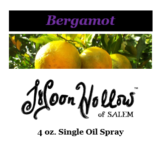4oz. Bergamot Magical Essential Oil Spray