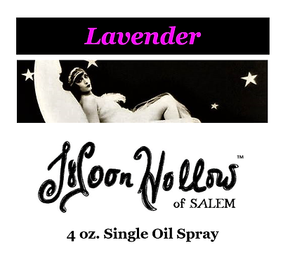 4oz. Lavender Magical Essential Oil Spray
