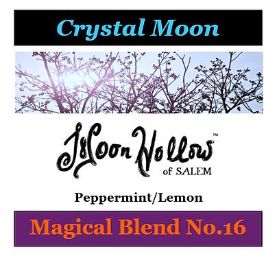 Blend No.16: 4oz. 'Crystal Moon' Magical Essential Oil Spray
