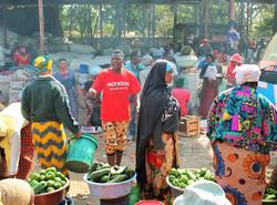 Kilombero Market | Arusha Walking T