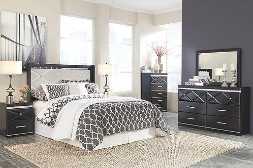 Francee 5PC Bed Set