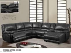 U1953 Sectional Sofa