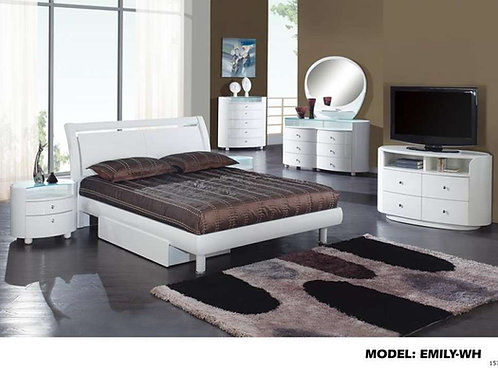 Emily 5PC Bed Group