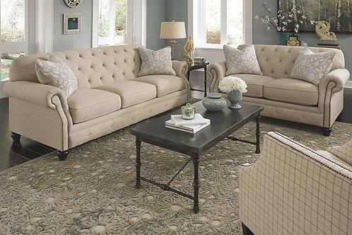 440 Sofa & Loveseat Set