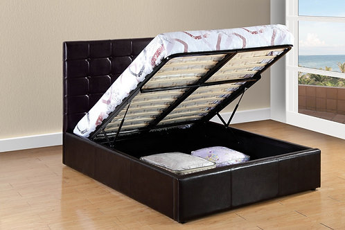 B182 Upholstered Bed